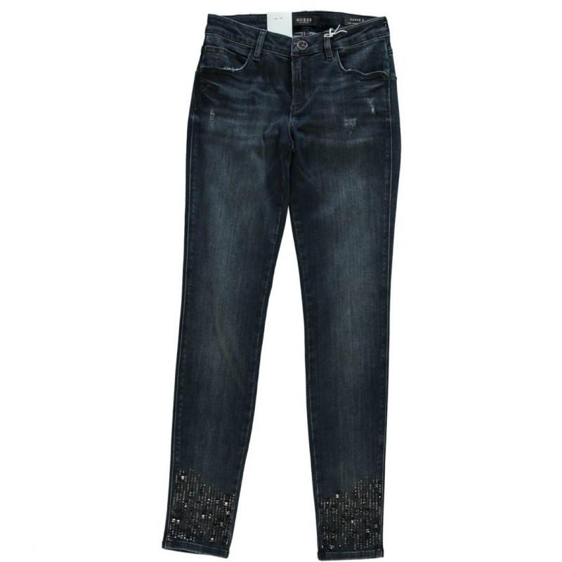 Guess Women Jeans- Jeans Curve X Stones - Women Guess Denim