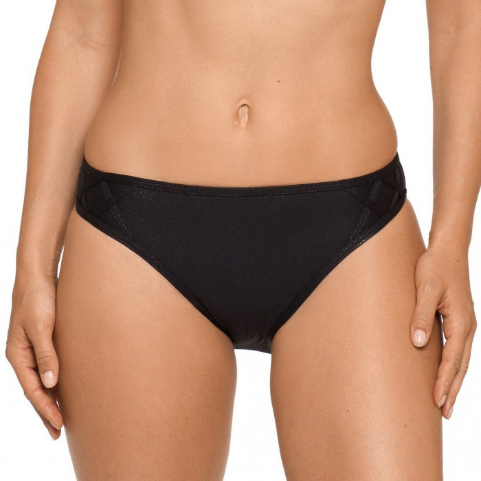 Black bikinis, animal print...