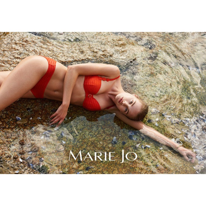 Bikinis balconet con espuma , Naranja , espuma 2018 online- Avero Pili Pili