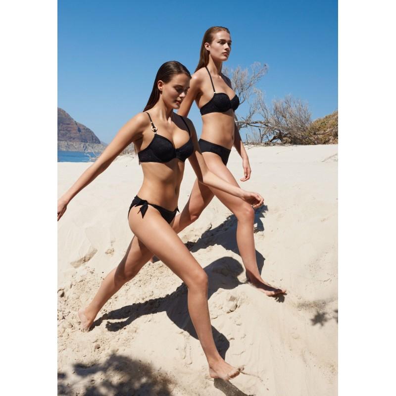 Bikinis negros, bikini sin espuma y con aro , Marie Jo 2018 online- Romy negro