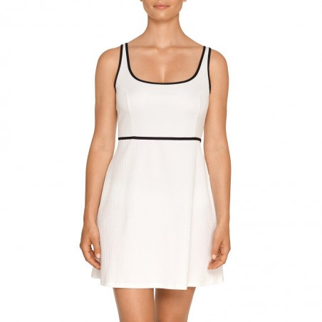 White dresses, beach dresses- Joy, swimwear 2018 white