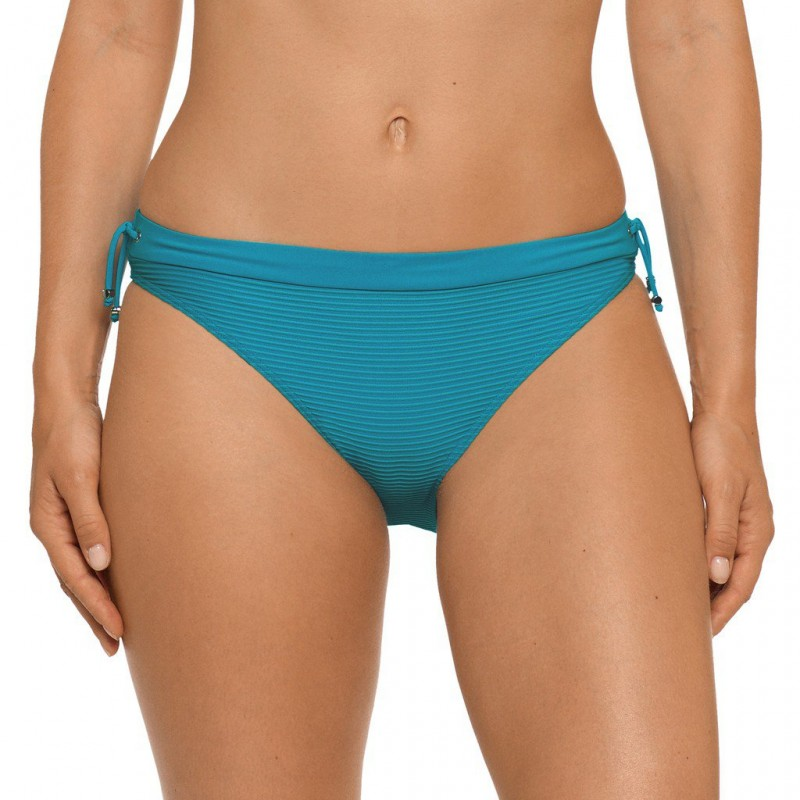 Turquoise bleu bikinis, slip bikini - Nikita bleu turquoise