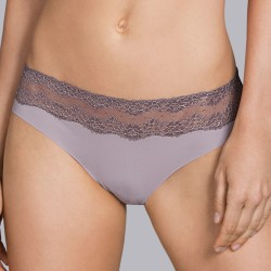 Briefs - Andres Sarda 2018 Verbier nude and grey romance, lingerie