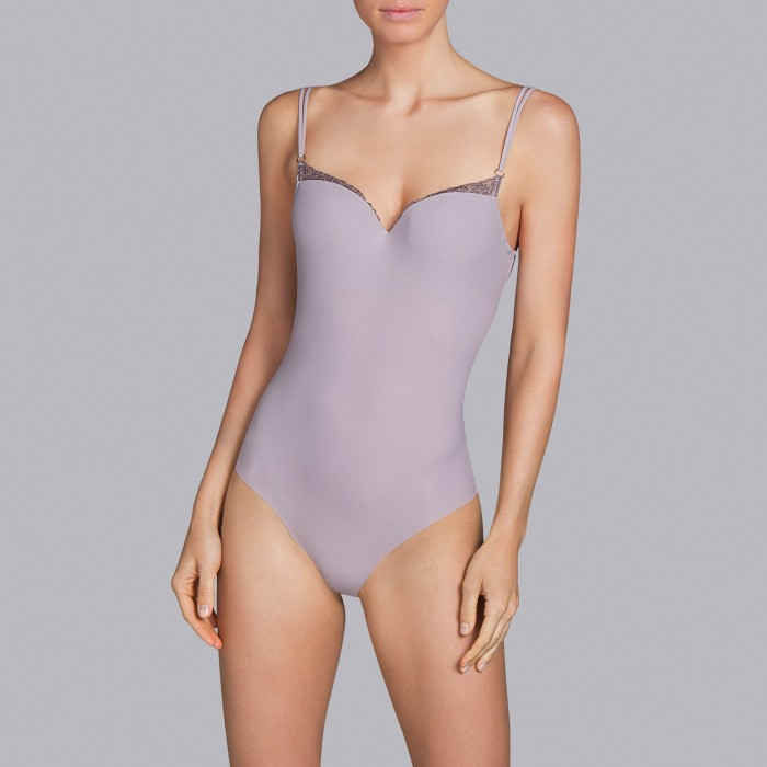 Body Andres Sarda 2018 Verbier nude and grey romance , underwear