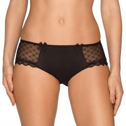 Culotte noire grandes tailles lingerie- A La Folie noire body Primadonna 2018