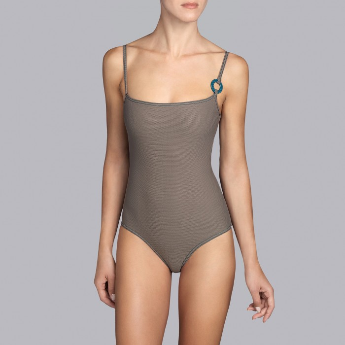 Fossil sand Swimsuits 2019- Fossil sand Swimsuits neckline T-shirt, Tane Andres Sarda 2019