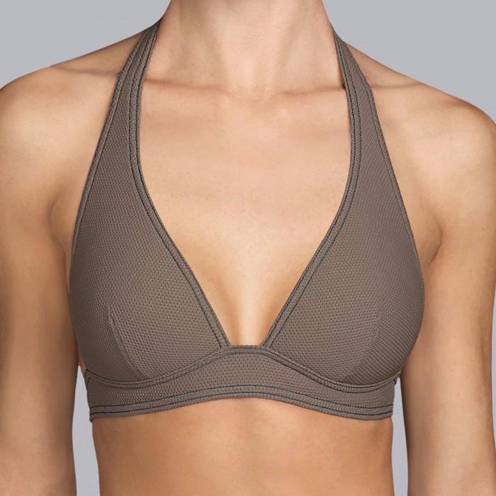 Bikinis Fossil Arena 2019- Bikini triángulo con espuma, bikini Fossil Arena , Tane Andres Sarda 2019, décolleté