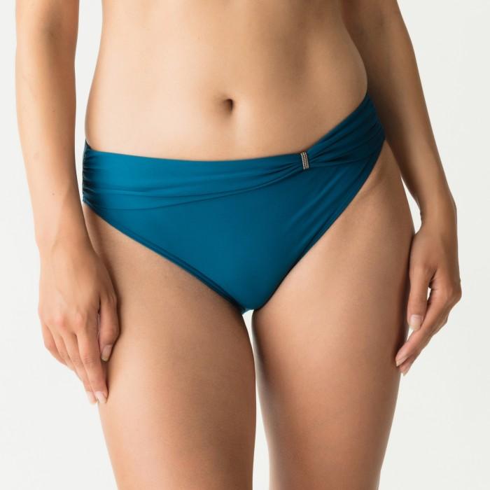 Bikinis braga azules índigo- Cocktail Booboo- Primadonna tallas grandes, bikini brief