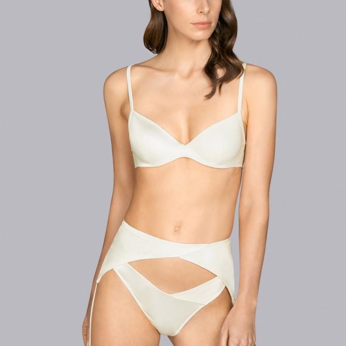Bridal Garter Belt-  saten and luxury Garter Belt- Vintage Tiziano Andres Sarda 2019, Lace bridal Underwear