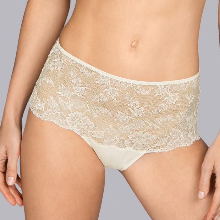 Bridal Full brief- Vintage Tiziano Andres Sarda 2019, Lace bridal underwear