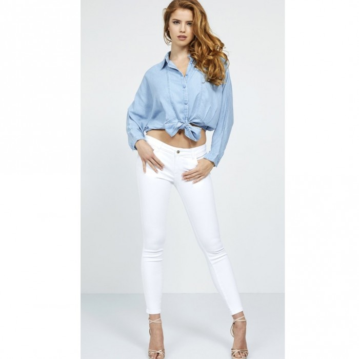 Vaquero mujer Guess, Curve X Melrose Jeans