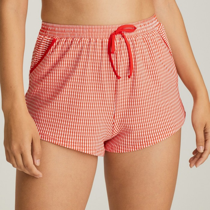 Short beach red pepper sizes large, beach short , Primadonna Atlas Red 2020,