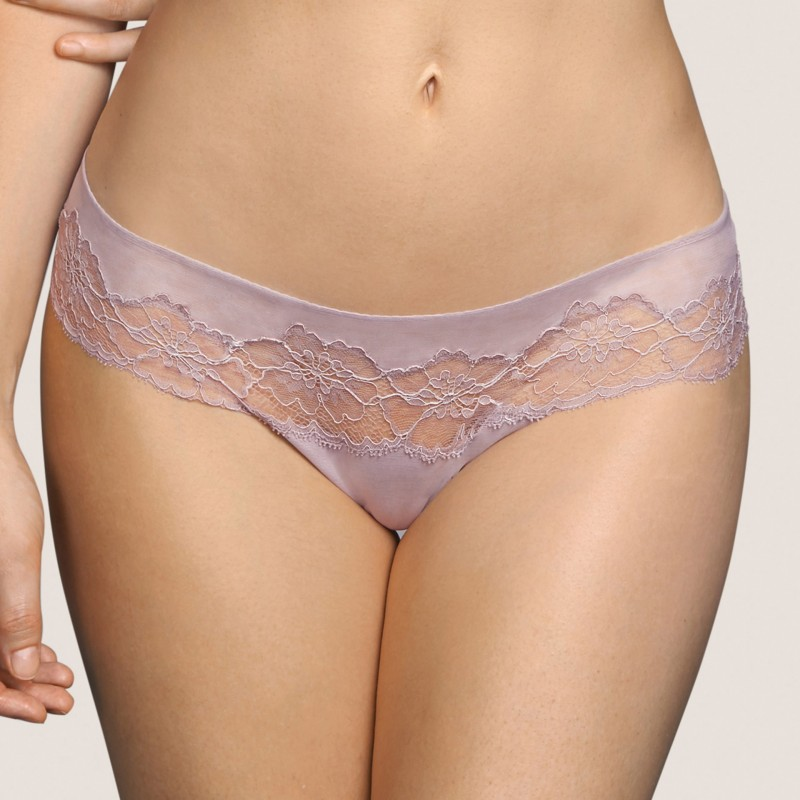 Thong panties- thong brief- Eden Rock Pink Andres Sarda 2021 Lingerie