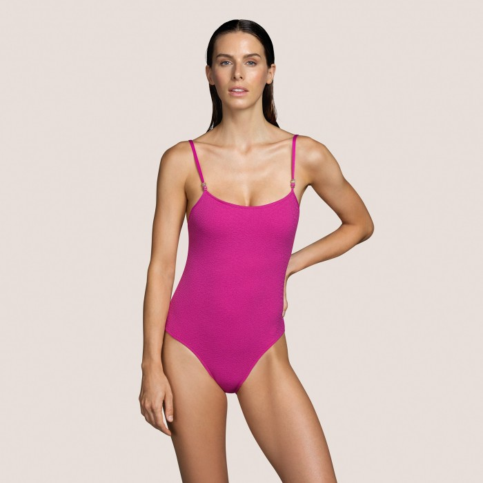 ANDRES SARDA pink swimsuit- BIBA PINK swimsuits padded beachwear 2021