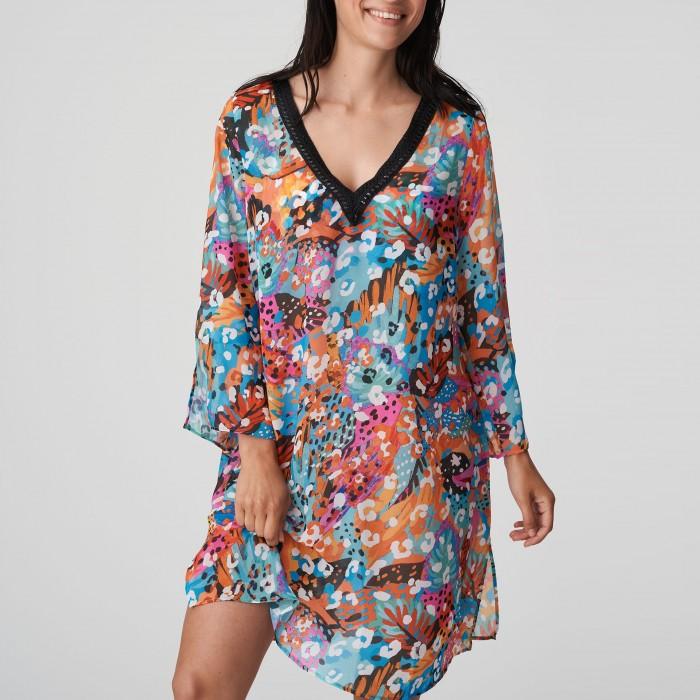 Summer dress Kaftan pareo large size, Kaftan summer dress Primadonna Caribe large size 2021