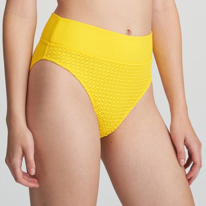 Yellow high Bikini,...