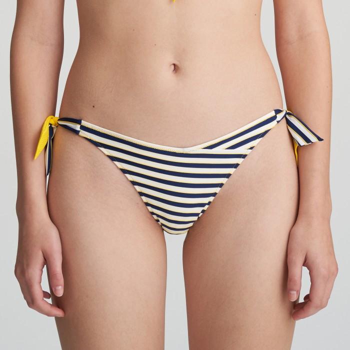 Bikini braga de lazos...