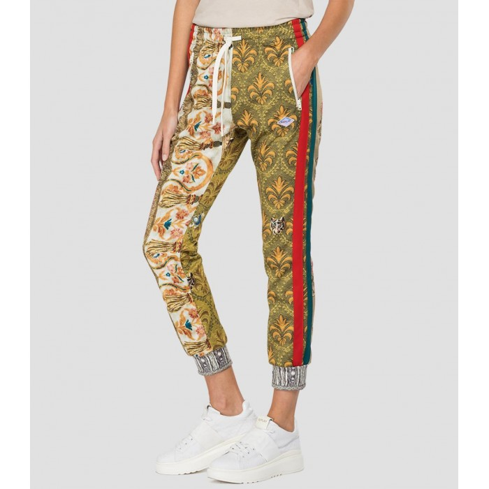 Comfy print pants Replay-...