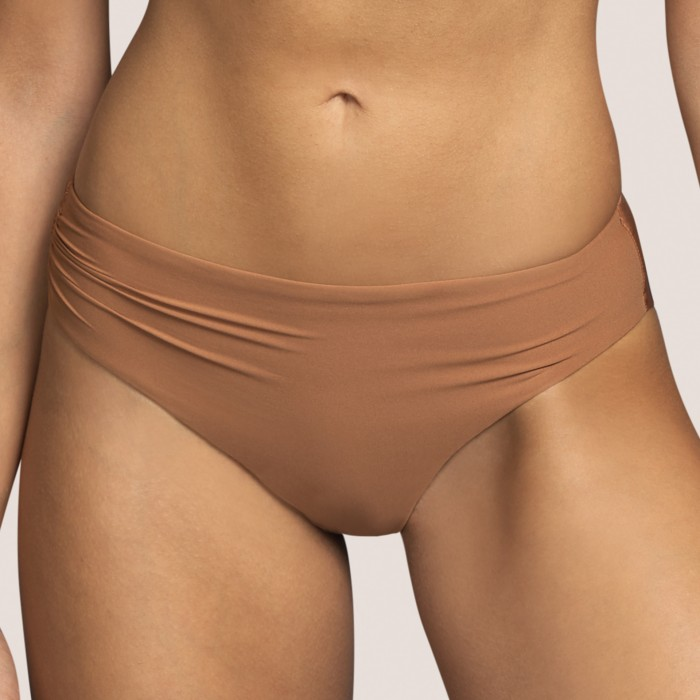 Brown bikini brief Andrés Sardá, bikini panty Adichie Brown-Bikini brief 2021