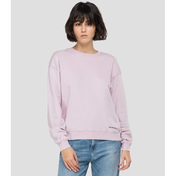 Sweatshirt pink quartz...