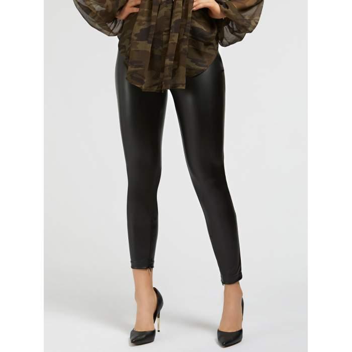 Black Leggings Skin GUESS-...