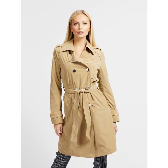Women's beige trench coat...