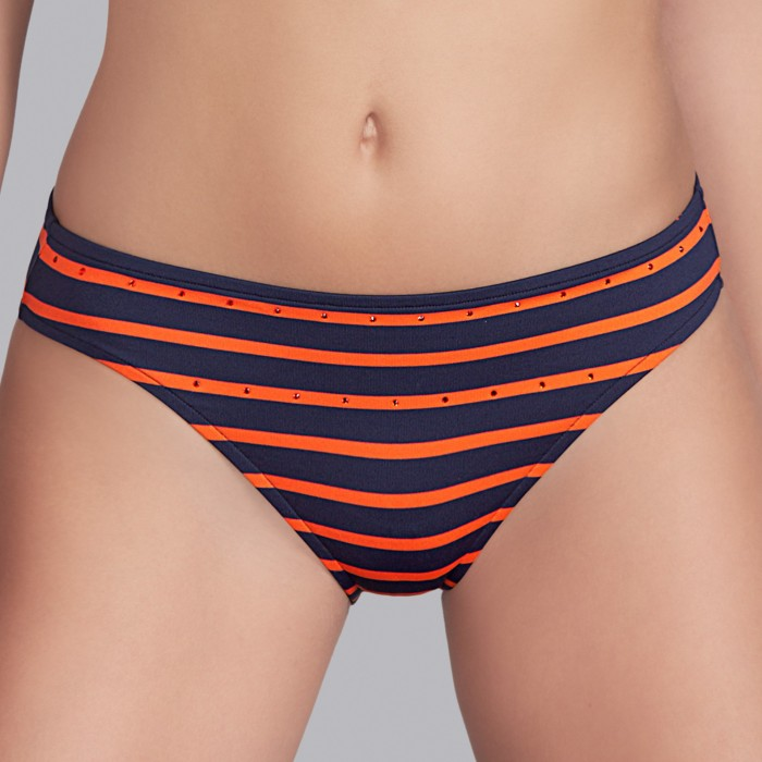 STRIPED BIKINIS BRIEF,...