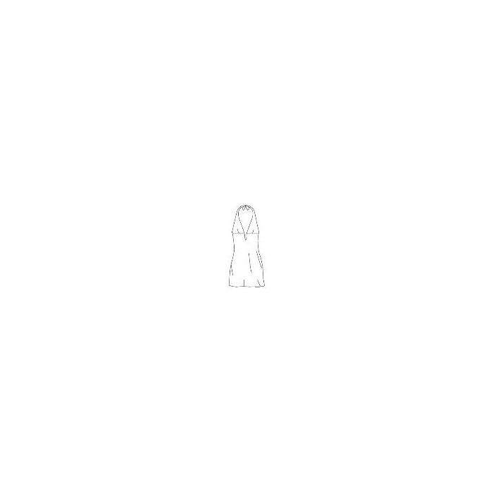 baño vestido corto, Iris,...
