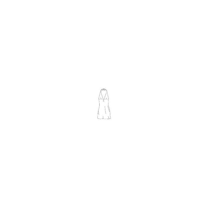 swimwear dress short, Iris, Andres Sarda