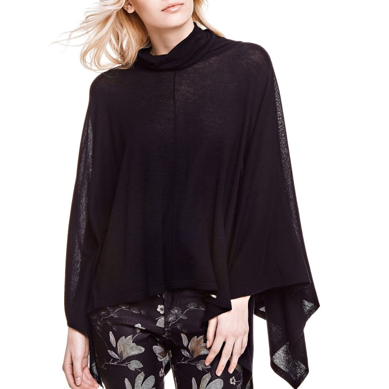 SUÉTERS PONCHO- GUESS-MUJER