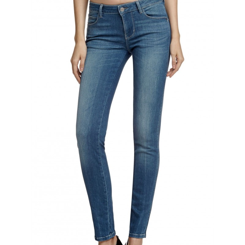 WOMEN JEANS, GUESS, CURVE X, GUESS JEANS, ltas color