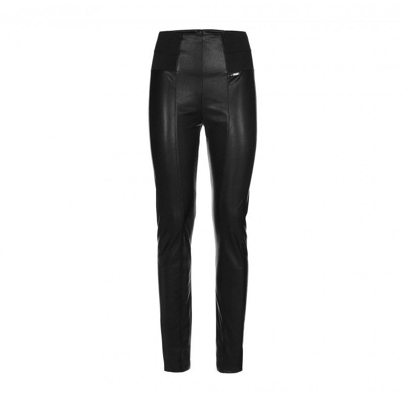 LEGGINGS NEGROS POLIÉSTER MUJER-GUESS