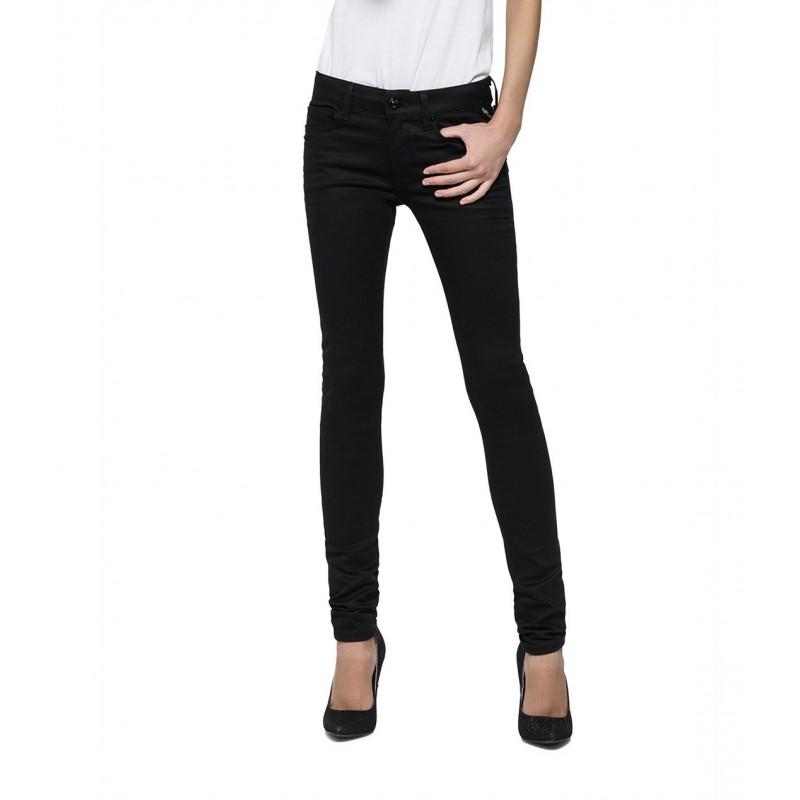 Black Jeans, women, Hyperflex, Replay, Online