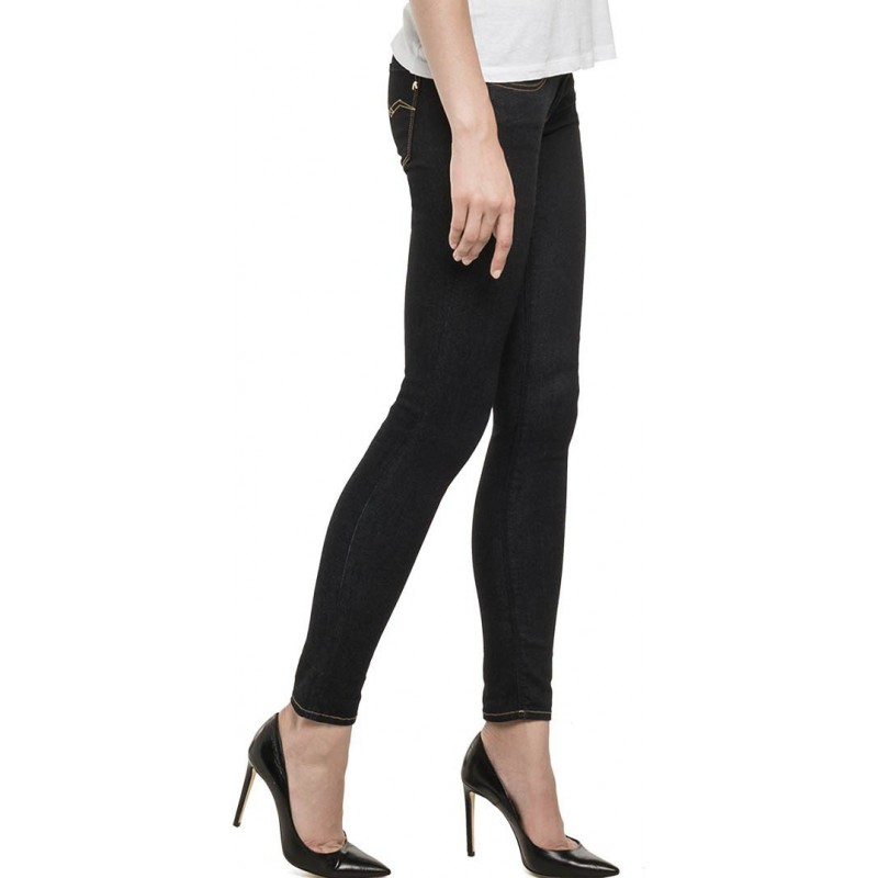 JEANS SKINNY MUJER, LUZ, VAQUEROS REPLAY