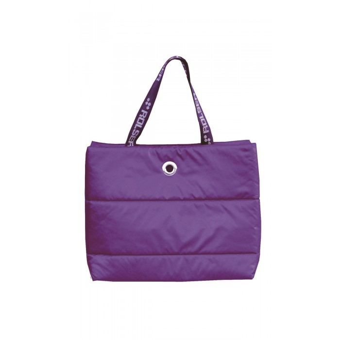 PURPLE BAG, MAXI POLAR...
