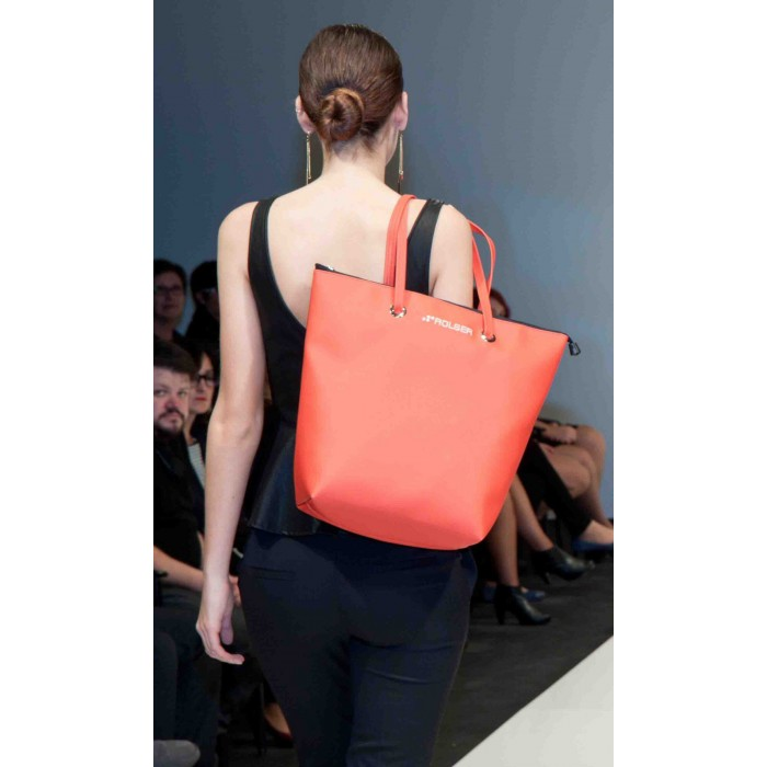 bolsos, super bag red, Rolser