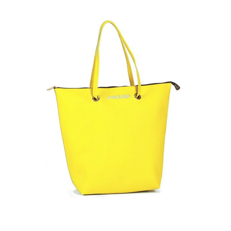 super bag Yellow, Rolser