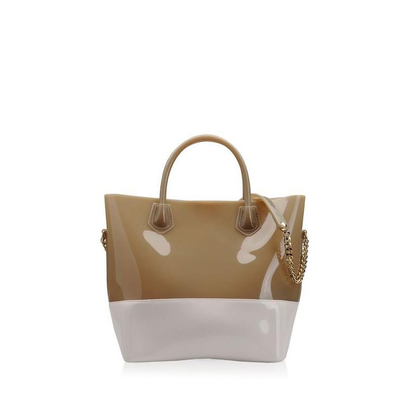 Bags, Shopper, Kartell GRACE WHITE DONE- TURTLE DOVE