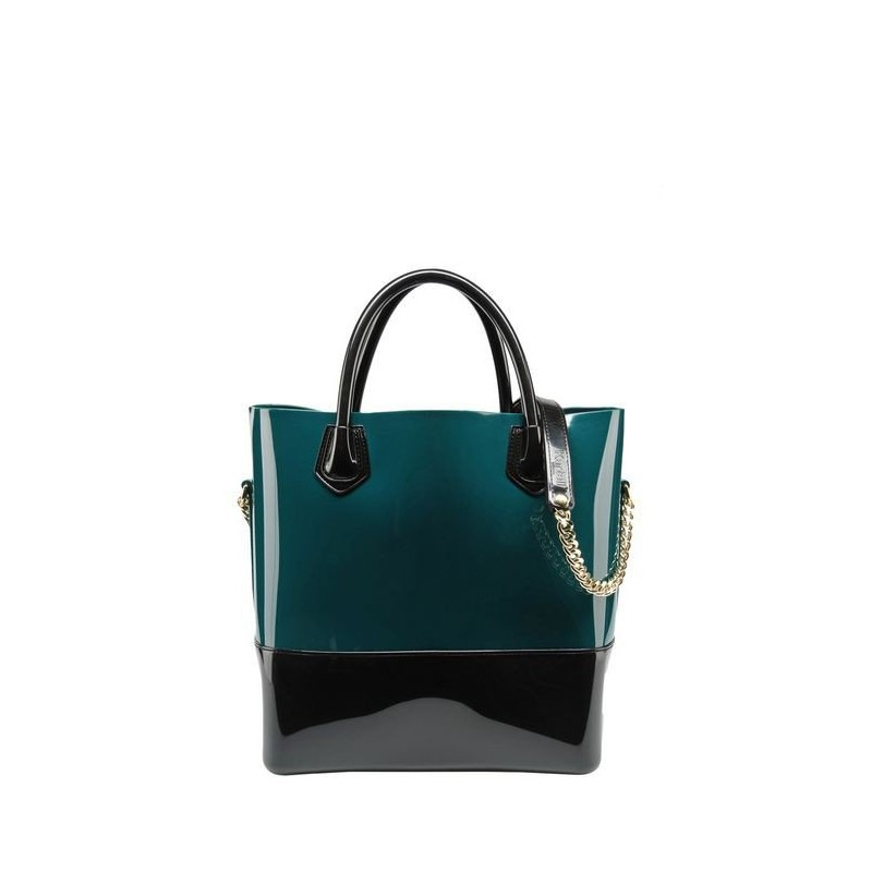 Bags, Shopper, Kartell BLACK / OTTANIO
