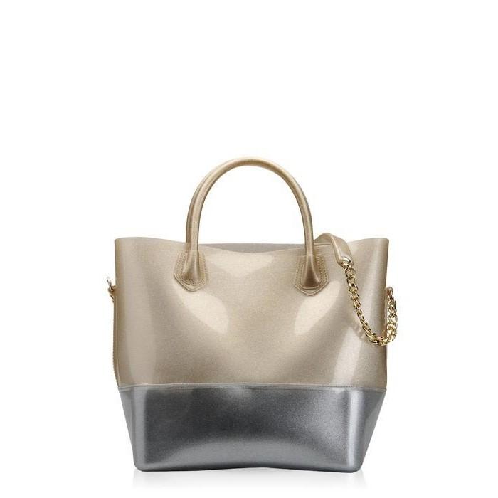 Bags, Shopper, Kartell GOLD...