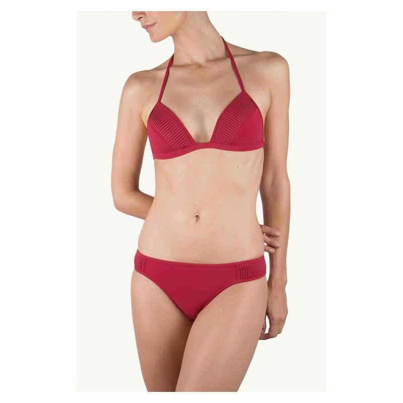 Bikini bandeau, Dos Mares