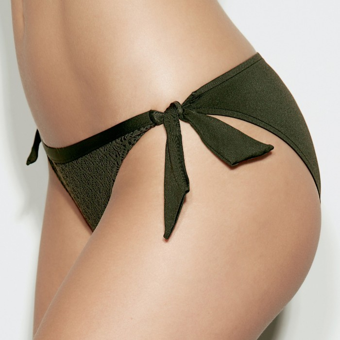 Bikinis marrones,braga de...