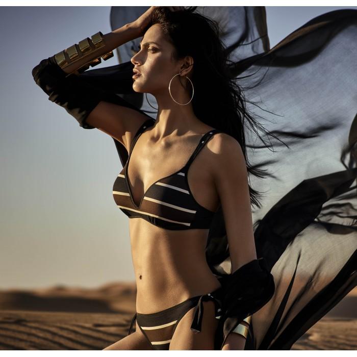 Bikinis, top triángulo...