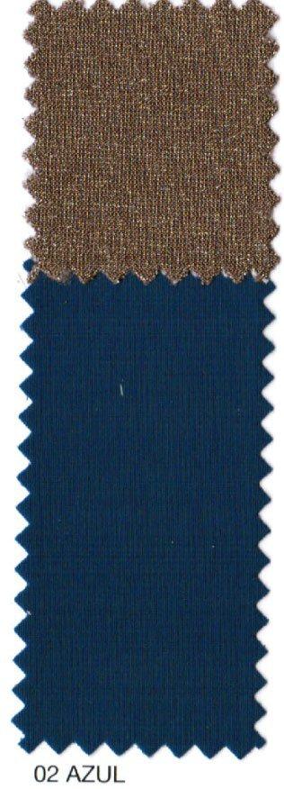 gold azul
